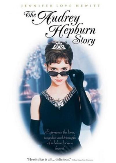 奥黛丽·赫本的故事海报