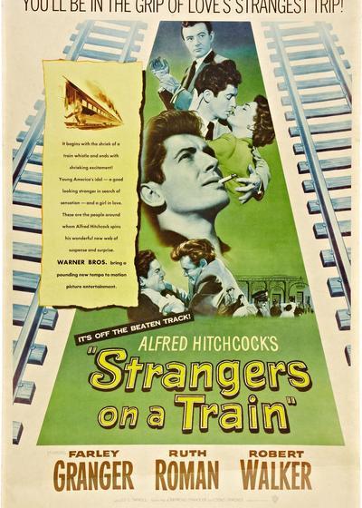 火车怪客海报