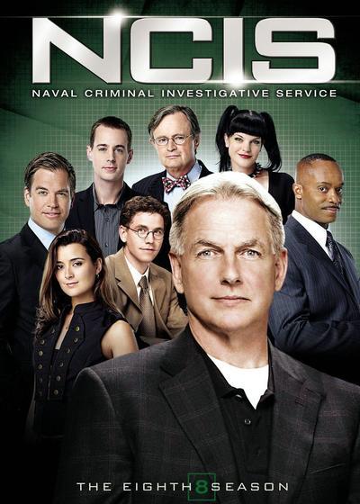 海军罪案调查处  第八季海报
