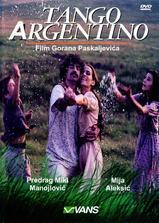 阿根廷探戈海报