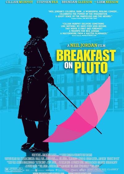 冥王星早餐海报