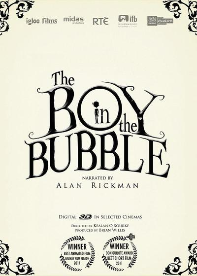 The Boy In The Bubble海报