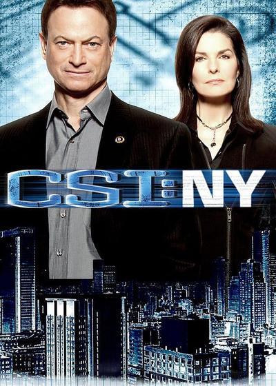 犯罪现场调查:纽约 第七季海报