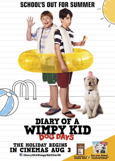 小屁孩日记3海报