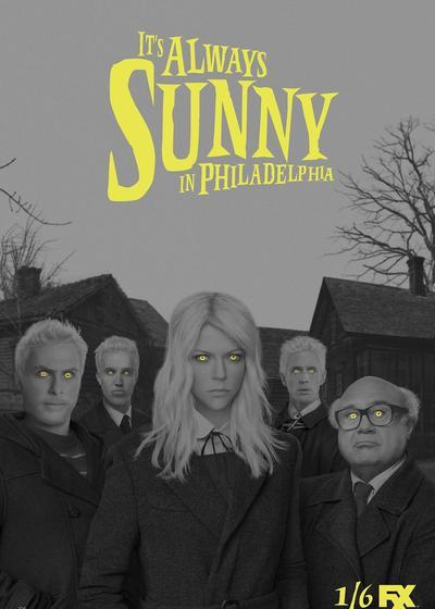 费城永远阳光灿烂 第十一季海报