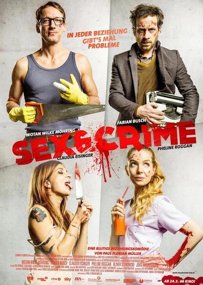性与犯罪海报
