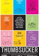 吮拇指的人海报