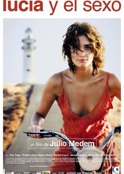 露西亚的情人海报