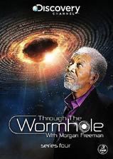 与摩根·弗里曼一起穿越虫洞 第四季海报