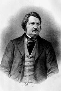 巴尔扎克 Honoré de Balzac演员