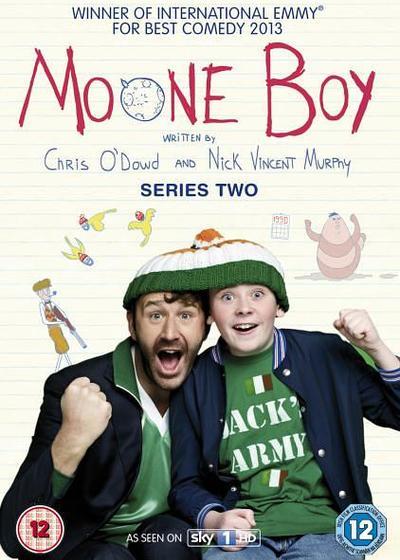 摩亚男孩 第二季海报