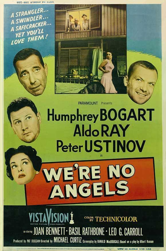 我们不是天使