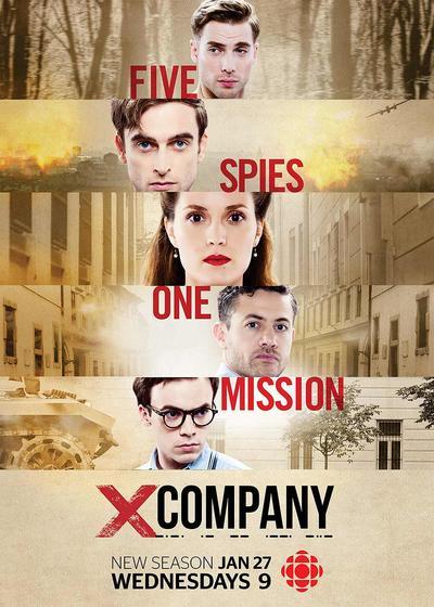 秘谍伙伴 第二季海报