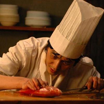 完美的红鲷鱼料理海报