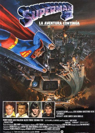 超人2海报