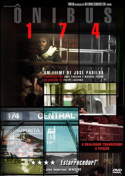 巴士174事件海报