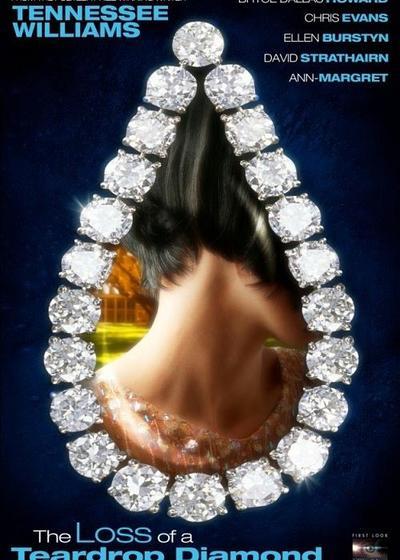 失落的泪珠钻石海报