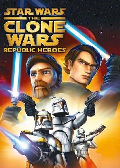 星球大战:克隆人战争 第六季海报