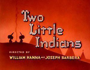 两个小印第安