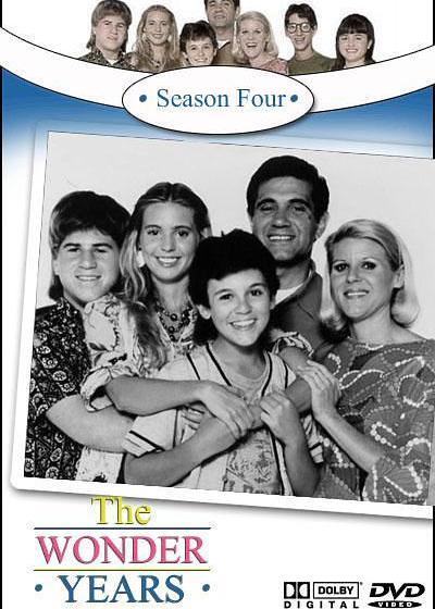 纯真年代 第四季海报