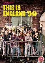 英伦90海报
