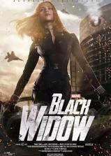 黑寡妇海报
