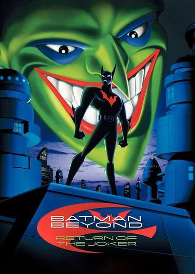未来蝙蝠侠:小丑归来海报