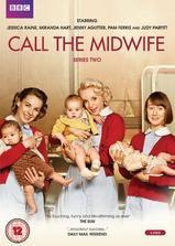 呼叫助产士 第二季海报