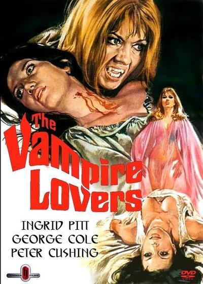 吸血鬼情人海报