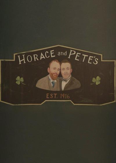 百年酒馆海报