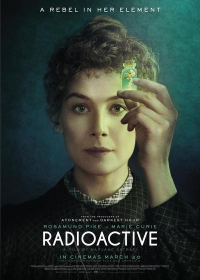 放射性物质海报