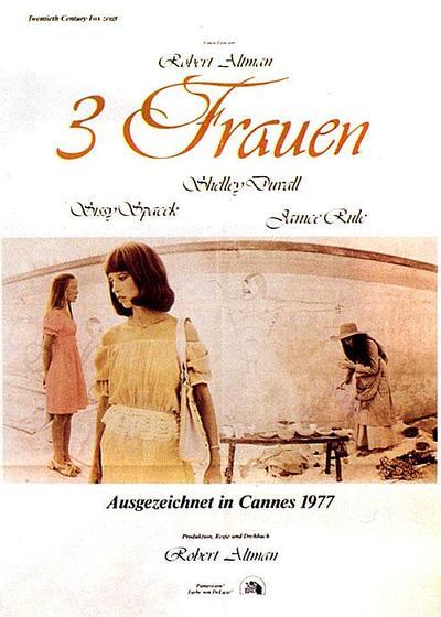 三女性海报