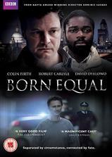 生来平等海报