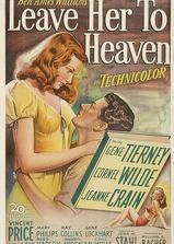 爱到天堂海报