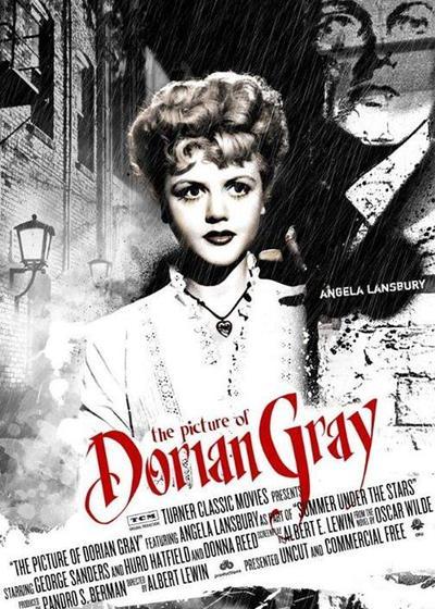 道林·格雷的画像海报