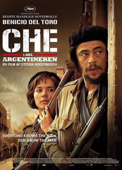 切·格瓦拉传:阿根廷人海报
