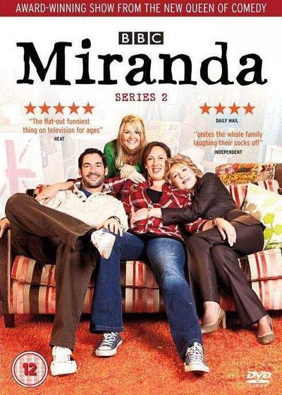 米兰达  第二季海报