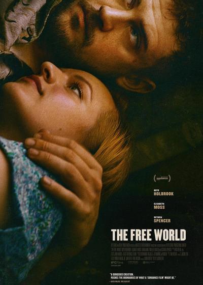 自由世界海报