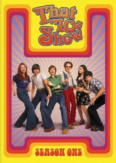 70年代秀 第一季海报