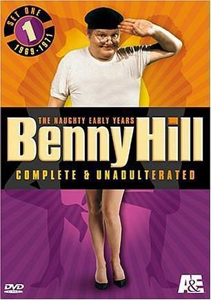 本尼·希尔秀海报