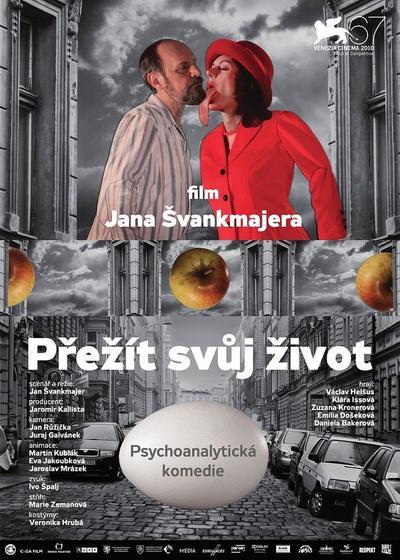 幸存的生命(理论与实践)海报