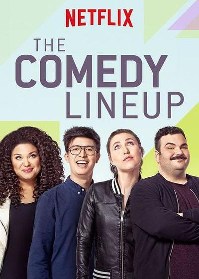 The Comedy Lineup Season 1海报