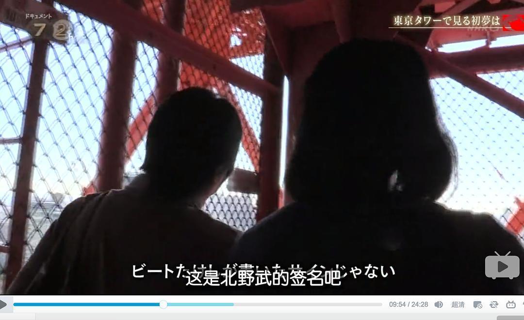 纪实72小时~东京 铁塔下的新年祈愿