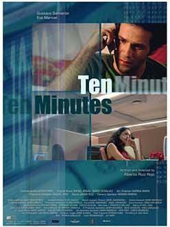 Diez minutos海报