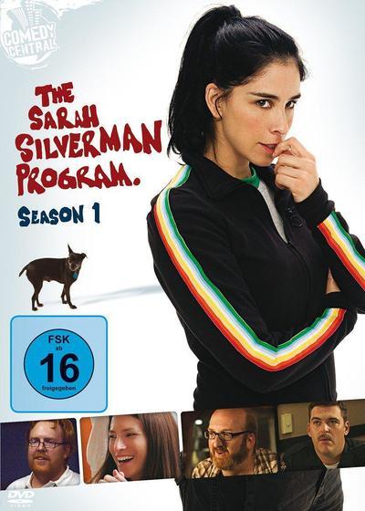 沙拉斯尔弗曼的节目 第一季海报