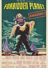 禁忌星球海报