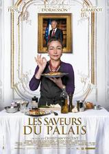 爱丽舍宫的女大厨海报