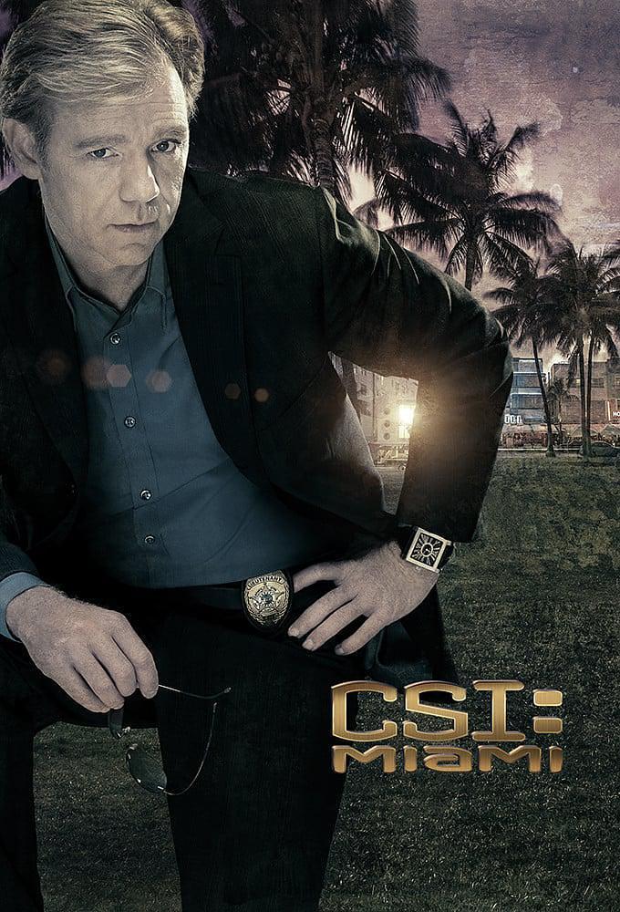 犯罪现场调查:迈阿密 第七季