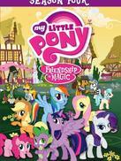 我的小马驹:友谊大魔法 第四季