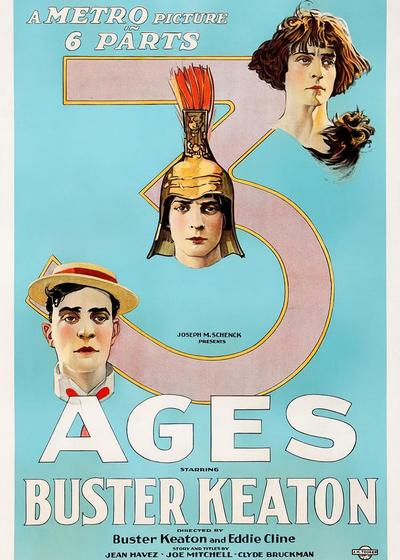 三个时代海报